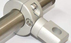 A010500 - Spot Light / Accessory (18mm -19mm) Bar Mount Clamp