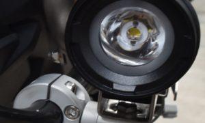 A010510 - Spot Light / Accessory 25mm Bar Mount Bracket
