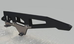 A040385 - Honda Chain Guard