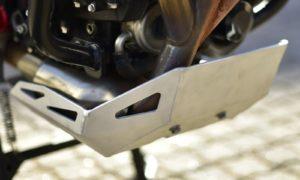 A050040 - Triumph Aluminium Bash Plate
