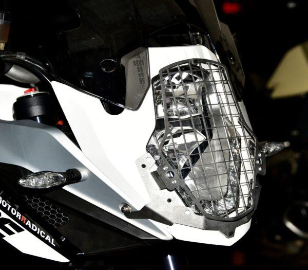A080270 - KTM Head Light Guard - Mesh Type Stainless