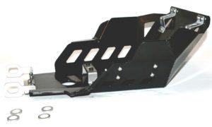 A080201 - KTM Bash Plate - Black