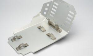 A090020 - BMW Bash Plate - Anodised