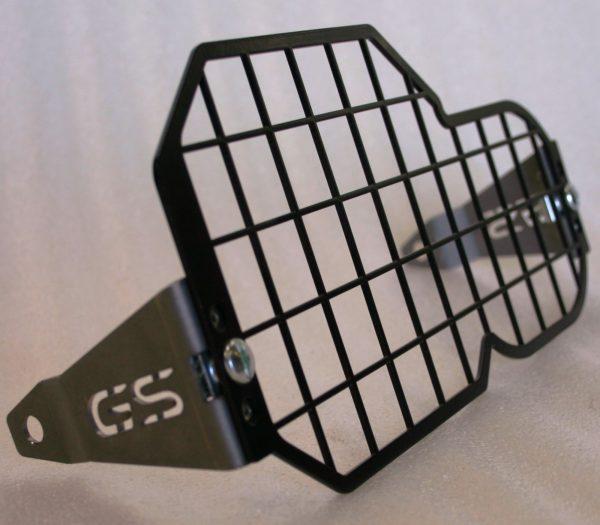 A090089 - BMW Headlight Guard SS Grid Type