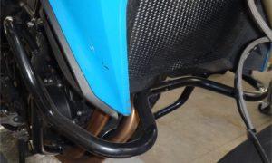 A090115 - BMW Crash Bar Set - Black
