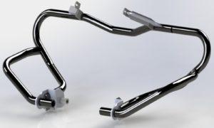 A090400 - BMW Air Cooled Crash Bars - Bottom
