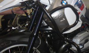 A090410 - BMW Air Cooled Crash Bars - Top