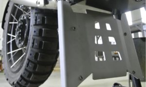 A090654 - BMW Bash Plate Extender - Aluminium