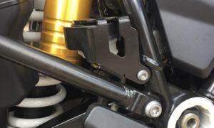 A090696 - BMW Rear Brake Reservoir Protector (Black)