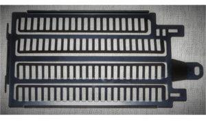 A090705 - BMW Radiator Guard (Set) - Black