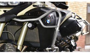 A090117 - BMW F800GSA Upper Crash Bar Set