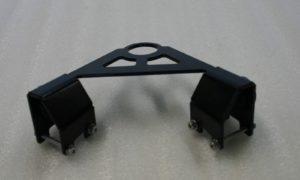 A090285 - BMW Adventure Steering Stop - Black