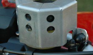 A090290 - BMW Front Brake Reservoir Protector
