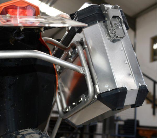 A120143 - KTM Pannier & Soft Luggage Frame Assembly