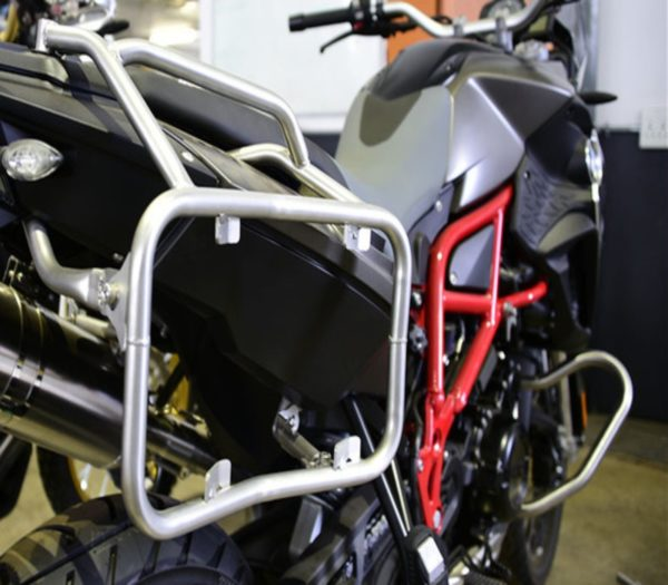 A120020 - BMW Stainless Steel Pannier Frame