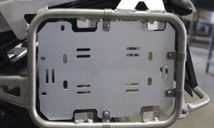 A010231 - BMW Pannier Soft Luggage Plate LHS Only