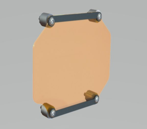 A090094 - BMW Clip On Head Light Guard