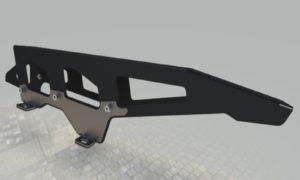 A040390 - Honda Chain Guard (Non Adventure)